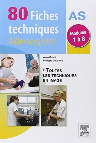 9782294727610: Fiches techniques pour les aides-soignants
