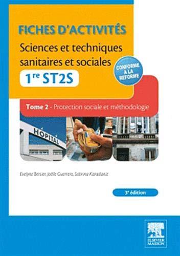 9782294729461: sciences et techniques sanitaires et sociales ; pôle 2 ; 1ère ST2S ; TD/TP (3e édition)