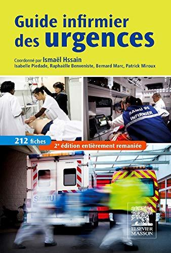 9782294734083: Guide infirmier des urgences