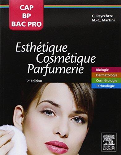 9782294739798: Esthétique, Cosmétique, Parfumerie: CAP, BP, Bac pro