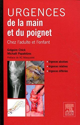 9782294741203: Urgences de la main et du poignet: Tome 1