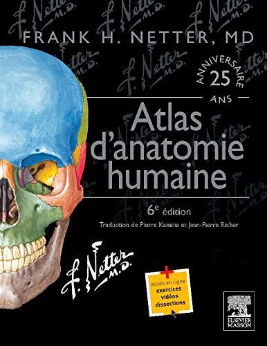 9782294741241: Atlas d'anatomie humaine