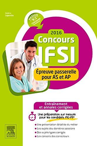 Concours IFSI 2016 - Épreuve passerelle pour: Laperche, Valérie