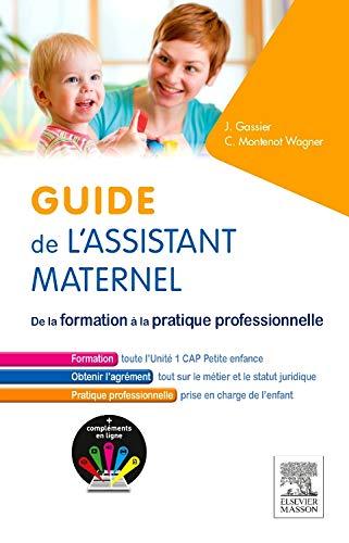 9782294747847: guide de l'assistant maternel