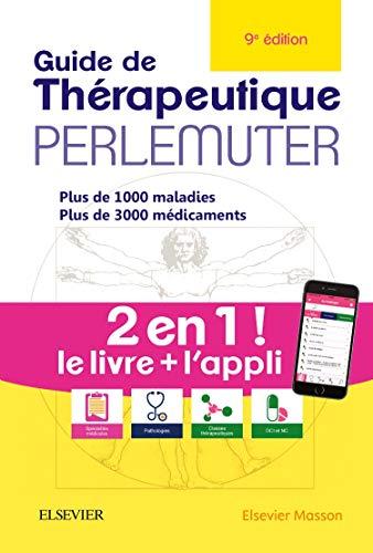 9782294762925: Guide de thérapeutique Perlemuter (livre + application): Perlemuter