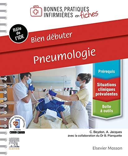 9782294765476: Bien débuter - Pneumologie