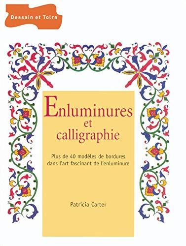 9782295000262: Enluminures et calligraphie
