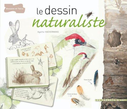 9782295001177: Le dessin naturaliste (French Edition)