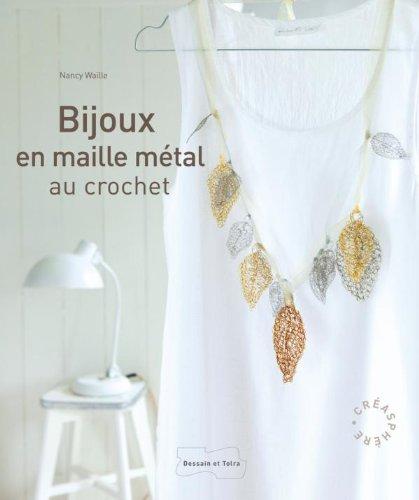 9782295002280: Bijoux en maille Metal Au Crochet