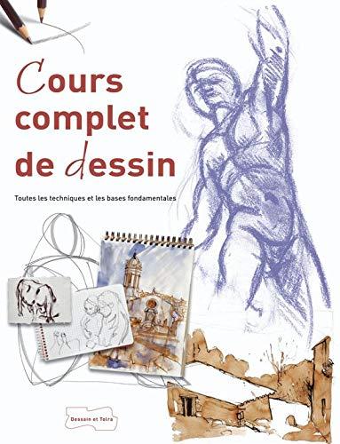 9782295002457: Cours complet de dessin