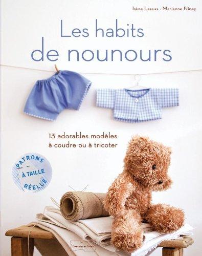 9782295003904: Les habits de nounours