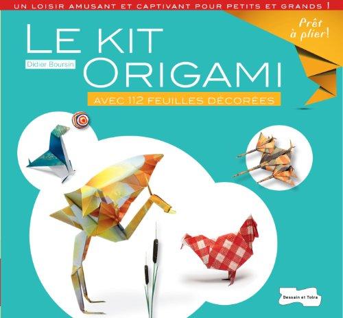 KIT ORIGAMI (LE): BOURSIN DIDIER