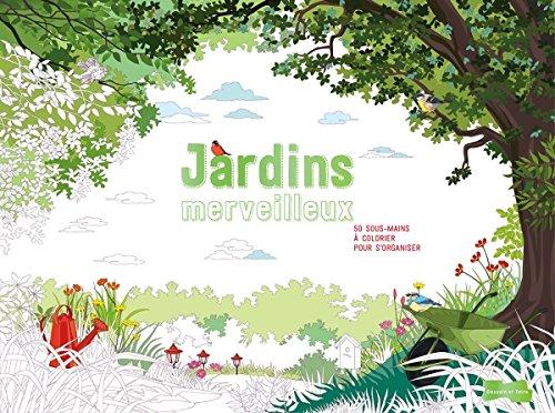 9782295005656: Jardins merveilleux