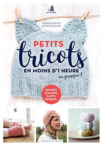 9782295008817: Petits tricots en moins d'une heure ou presque !