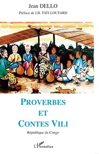 9782296000308: Proverbes et Contes Vili Republique du Congo