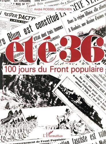 9782296009035: Eté 36 (French Edition)