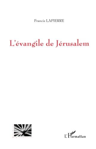 9782296009325: Evangile de Jerusalem