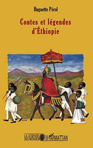 9782296015609: Contes et légendes d'Ethiopie