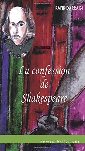 9782296027480: La confession de Shakespeare