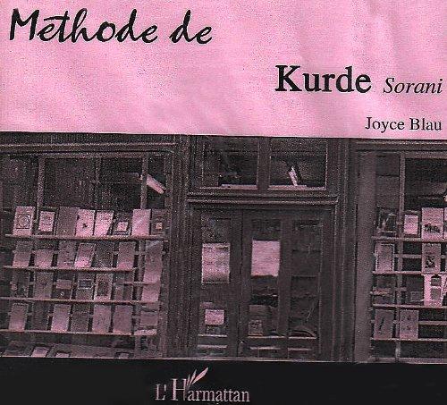 CD Methode de Kurde Sorani (2 CD): Blau Joyce