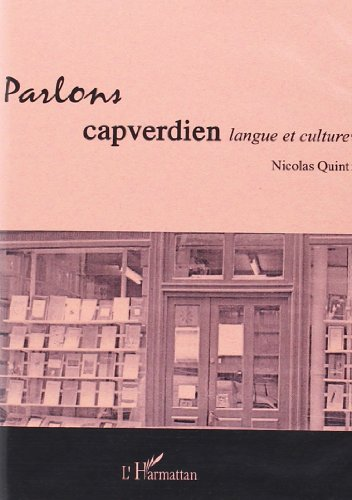 9782296030671: CD Parlons Capverdien(2 CD) (French Edition)