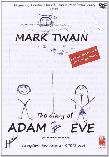 9782296030718: The Diary of Adam et Eve (DVD) (French Edition)