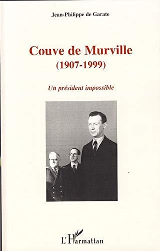 9782296035690: Couve de Murville ( 1907 - 1999 )