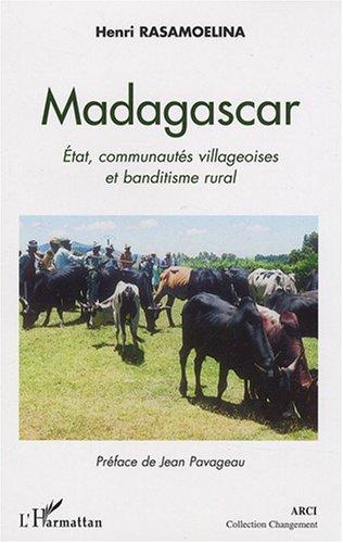 9782296038783: Madagascar (French Edition)