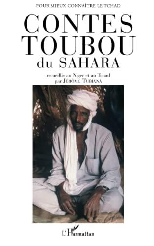 9782296039186: Contes Toubou du Sahara (French Edition)