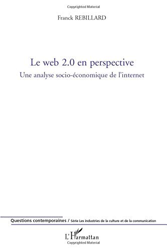 9782296040366: Le web 2.0 en perspective (French Edition)