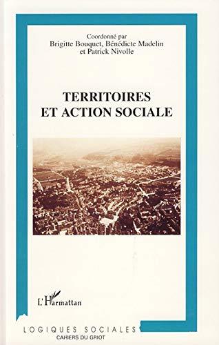 9782296044654: Territoires et action sociale