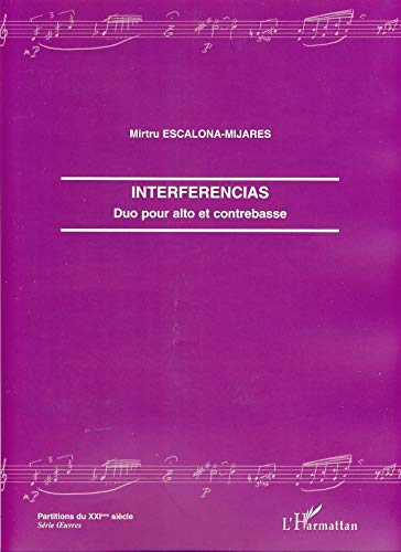 9782296046474: Interferencias (French Edition)
