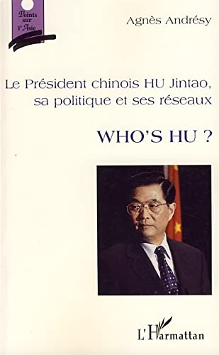 9782296049376: Who's Hu ? (French Edition)
