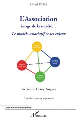 9782296052086: L'Association image de la société... : Le modèle associatif et ses enjeux