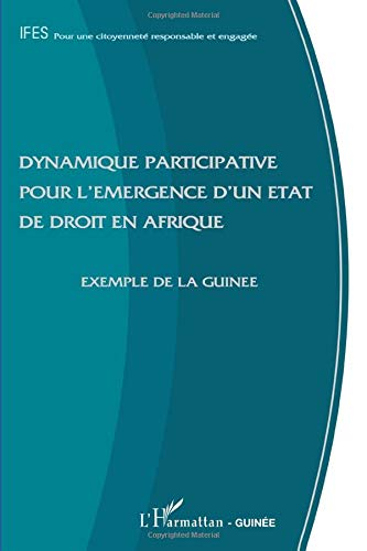 9782296053427: Dynamique participative pour l'émergence d'un Etat de droit en Afrique (French Edition)