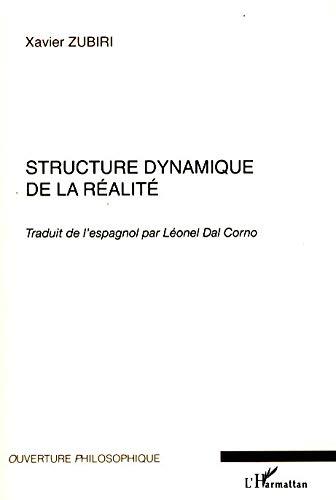Structure dynamique de la réalité (French Edition) (229605496X) by [???]