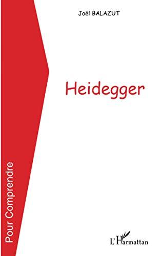 9782296055551: Heidegger (French Edition)