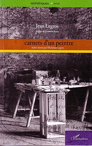9782296058415: Carnets d'un peintre (French Edition)