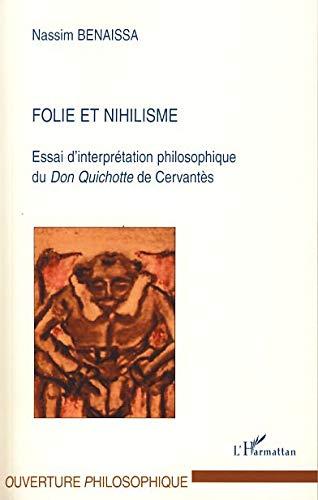 9782296066694: Folie et nihilisme (French Edition)
