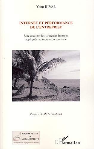9782296069398: Internet et performance de l'entreprise (French Edition)
