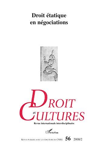 Droit et cultures, N° 56, février 2008: Sara Liwerant, Marc-Olivier
