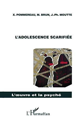 9782296075313: L'adolescence scarifi�e
