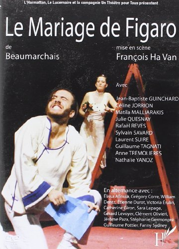 9782296085282: Mariage de Figaro (DVD) (French Edition)