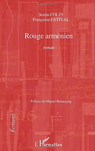 9782296090521: Rouge arménien: Roman (French Edition)
