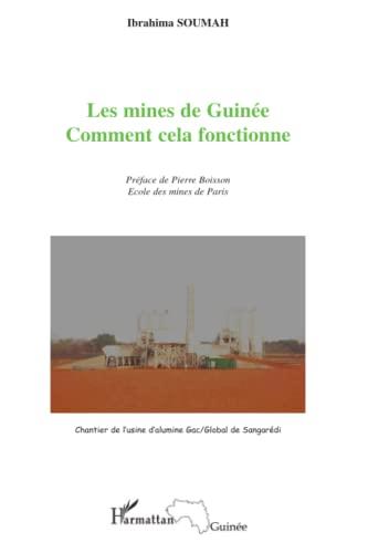 9782296104570: Les mines de la Guinée