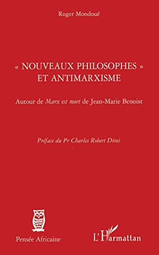 9782296105577: Nouveaux philosophes (French Edition)
