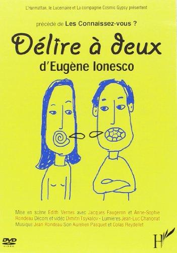 9782296109773: Delire a Deux (DVD)