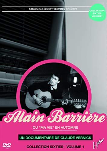 9782296110205: Alain Barriere (DVD) Ou Ma Vie en Automne
