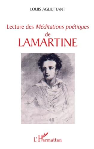 9782296112988: Lecture des Méditations poétiques