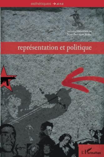 9782296113572: Repr�sentation et politique